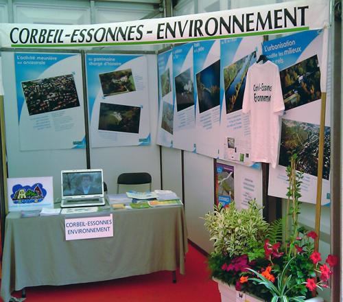 Corbeil essonnes environnement for Espace vert essonne